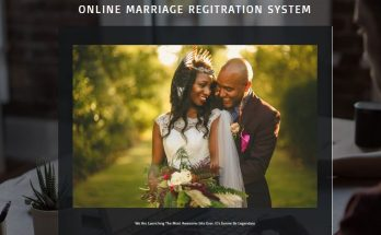 Online Marriage Registration System using PHP and MySQL